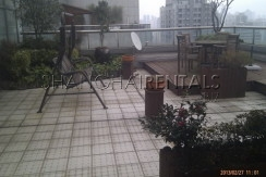 moder apartment in central park for rent rooftop terrace (3)