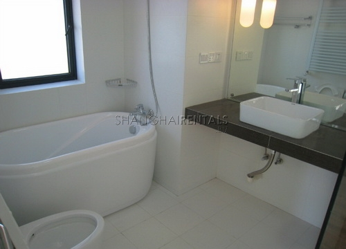 modern apartment in joffre garden in former french concession for rent shanghai (1)