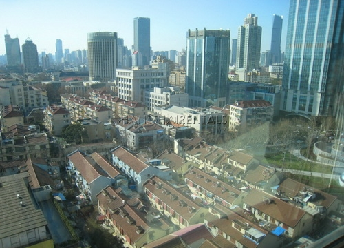 modern apartment in joffre garden in former french concession for rent shanghai (4)