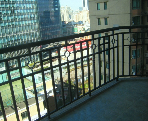 modern apartment in joffre garden in former french concession for rent shanghai (8)