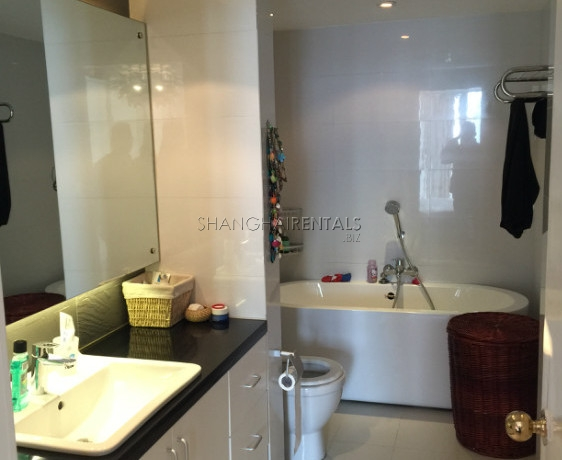 modern shanghai apartment in former french concession for rent  (3)