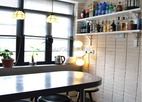 modernized lane house apartment in french concession for rent (4)