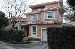 Risen Garden Villa In QingPu For Rent