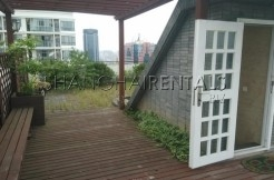 A Big Apartment In Lacite with a terrace For Rent