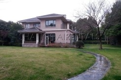 Tiziano Villa in Pudong For Rent
