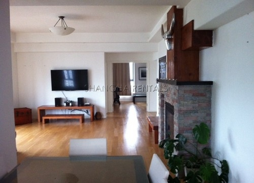 A nice apartment in French Concession For Rent (4)