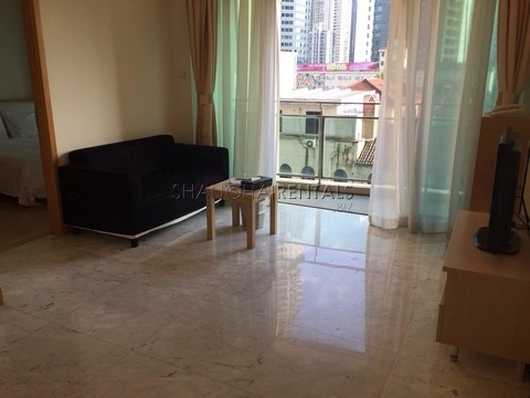1Br Apartment for Rent in Jing'an Four Seansons