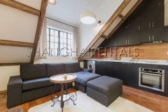 designed lane house apartment in former french concession for rent (10)