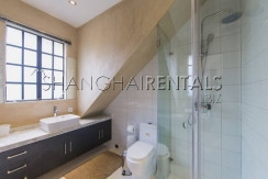 designed lane house apartment in former french concession for rent (11)
