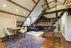 designed lane house apartment in former french concession for rent (12)
