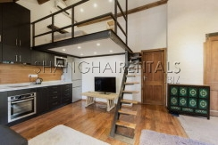 designed lane house apartment in former french concession for rent (3)