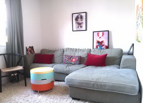 lane house for rent in french concession  (1)
