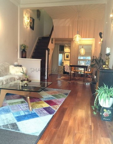 lane house for rent in french concession  (6)