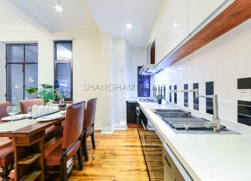 Apartment for Rent on Huaihai Road Yongye Building (2)