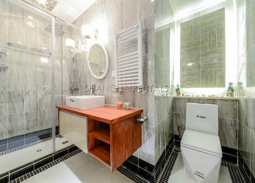 Apartment for Rent on Huaihai Road Yongye Building (4)