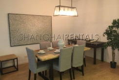 Mingyuan Century Garden modern apartment in Former French Concession (5)