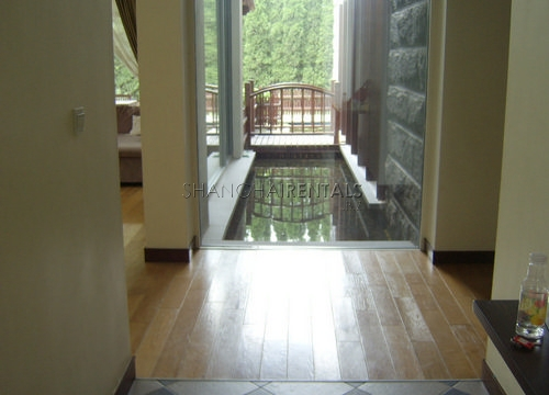 Villa for rent in Qing pu near international school (14)