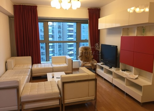 2BR Apartment In 8 Park Avenue For Rent