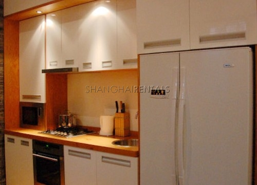 Rent a lane house in French concession in Shanghai Maoming road (1)