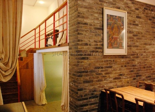 Rent a lane house in French concession in Shanghai Maoming road (10)
