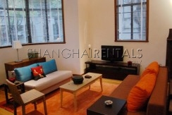 Rent a lane house in French concession in Shanghai Maoming road (3)