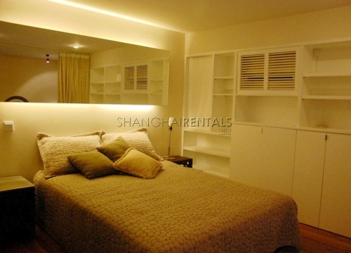 Rent a lane house in French concession in Shanghai Maoming road (5)