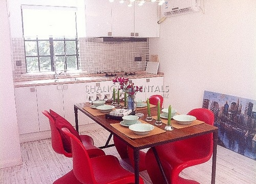 Rent a lane house in french concession in shanghai (4)