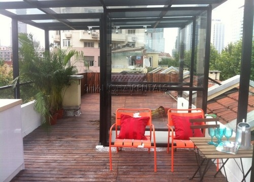 Rent a lane house in french concession in shanghai (5)