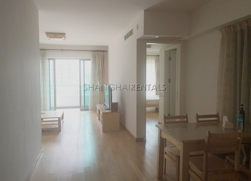 Shanghai 8 park Avenue apartment for Rent in Jing'an district