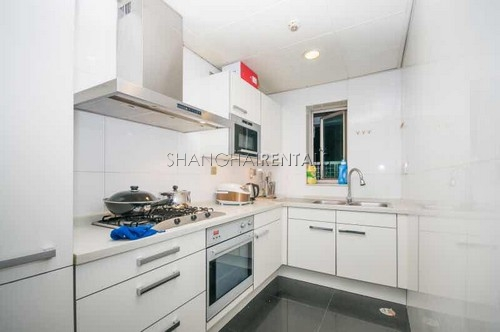 high rise apartment at Shimao Riviera Garden for rent in pudong area of Shanghai4