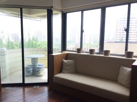 high rise apartment at wuxing rd of french concession of shanghai for rent7