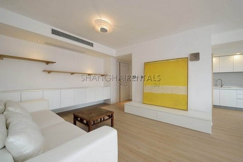 highrise apartment at Central Residences of french concession of shanghai for rent1