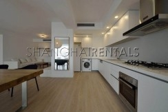 highrise apartment at Central Residences of french concession of shanghai for rent3