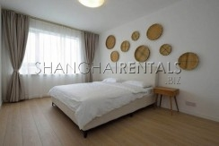 highrise apartment at Central Residences of french concession of shanghai for rent4