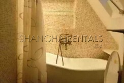 lane house apartment at sinan rd of french concession of shanghai for rent2