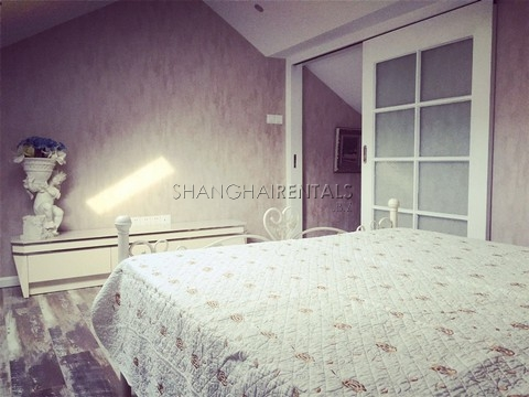lane house apartment at sinan rd of french concession of shanghai for rent7