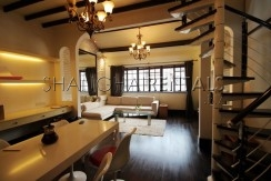 lane house at south chongqing rd for rent in xintiandi area of Shanghai2