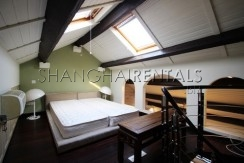 lane house at south chongqing rd for rent in xintiandi area of Shanghai5