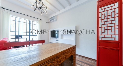 lane house at tianping rd for rent in french concession of Shanghai3