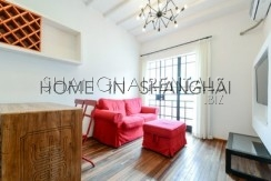 lane house at tianping rd for rent in french concession of Shanghai4