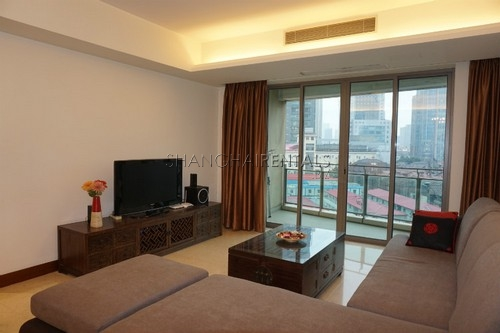 3BR Jing'an Four Season apartment for rent