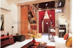 Rent for a lane house in French Concession in Shanghai  (2)