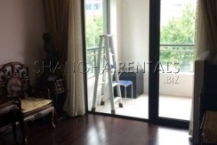high rise apartment at  City condo of Gubei area of shanghai for  rent3