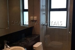 high rise apartment at  City condo of Gubei area of shanghai for  rent5