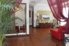 high rise apartment at  uptwon of Gubei area of shanghai for  rent1