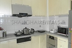 high rise apartment at  uptwon of Gubei area of shanghai for  rent2