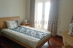 high rise apartment at  uptwon of Gubei area of shanghai for  rent7