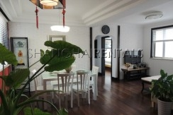 high rise lane house apartment at  tianzifang of french concession of shanghai for rent6