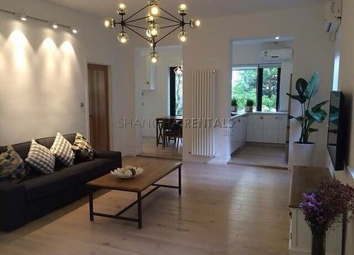 lane house apartment at  xiangshan rd of french concession of shanghai for rent3