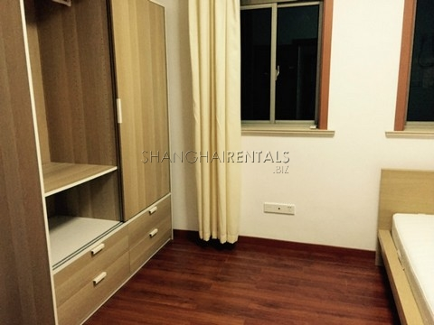 lane house apartment at xingguo rd of french concession of shanghai for rent1